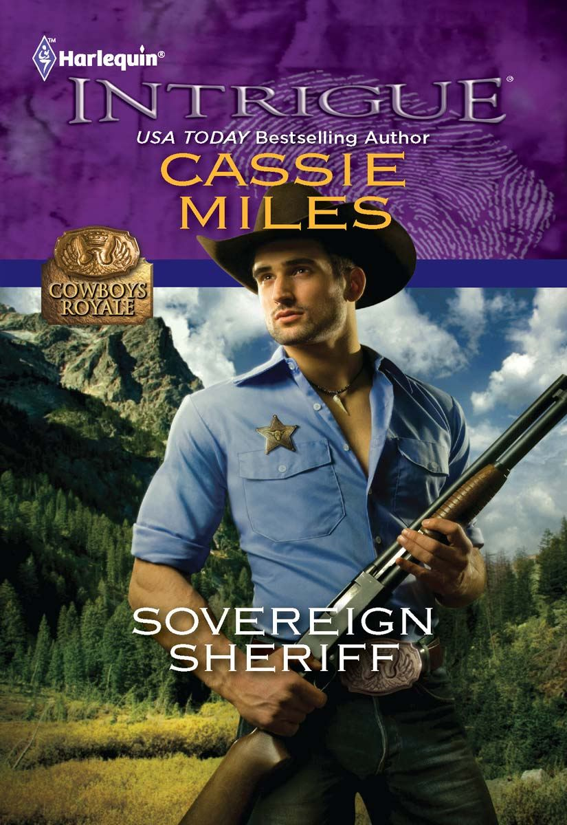 Sovereign Sheriff By: Cassie Miles