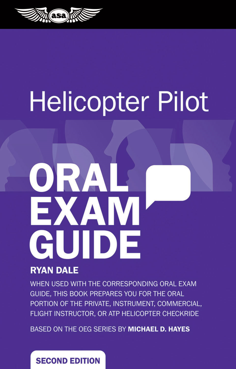 Book Cover: Helicopter Pilot Oral Exam Guide