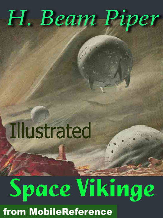 Space Viking: Illustrated