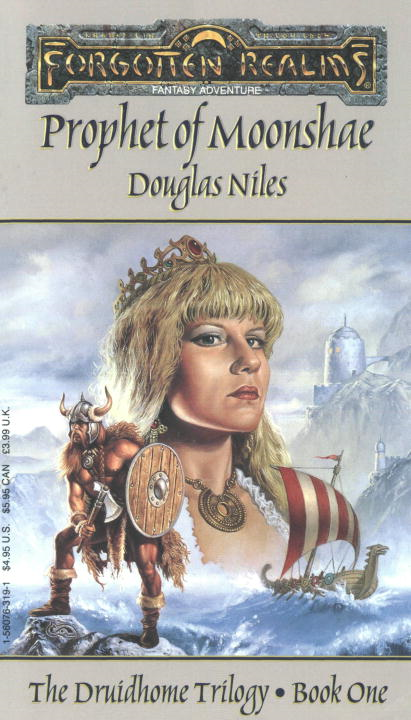 Prophet of Moonshae By: Douglas Niles
