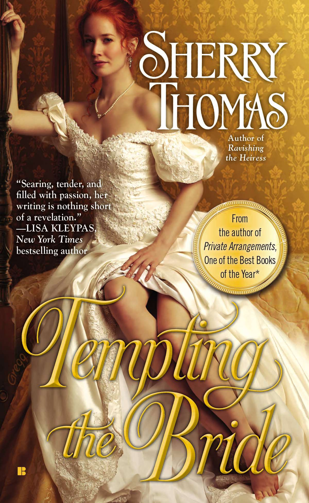 Tempting the Bride By: Sherry Thomas