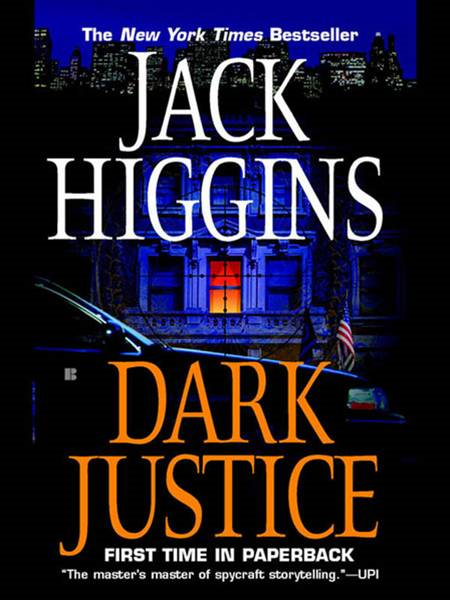 Dark Justice By: Jack Higgins