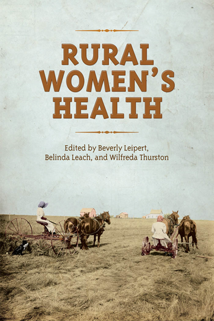 Book Cover: Rural Women's Health