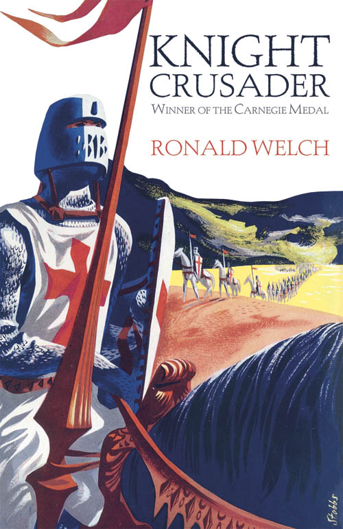 Book Cover: Knight Crusader