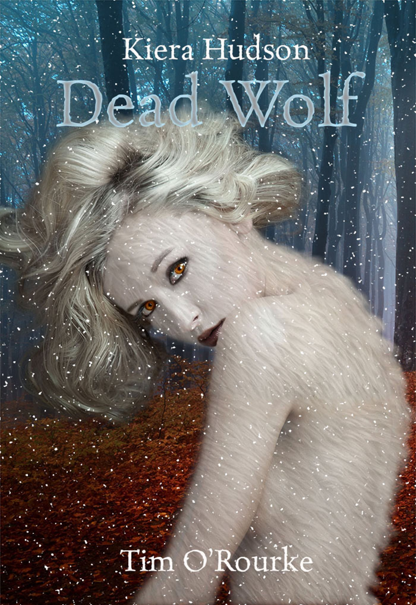 Dead Wolf (Kiera Hudson Series Two) Book 5