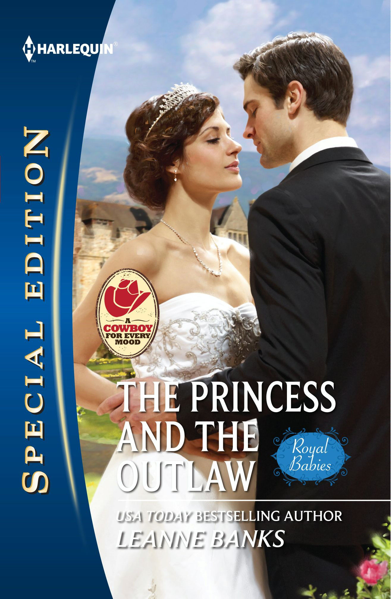 The Princess and the Outlaw By: Leanne Banks