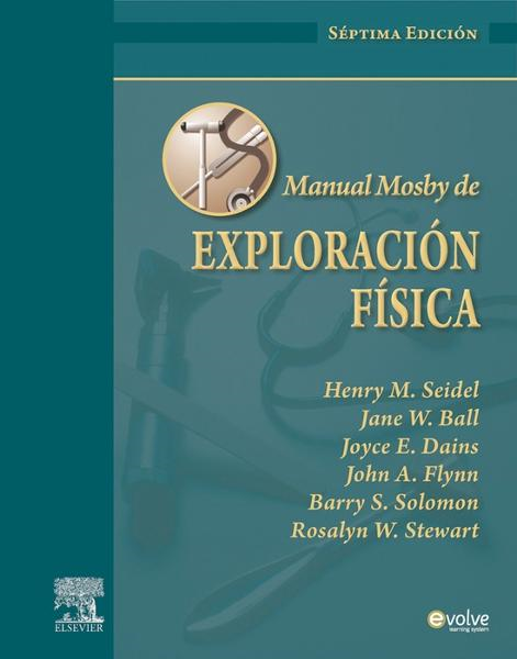 Manual Mosby de Exploración física