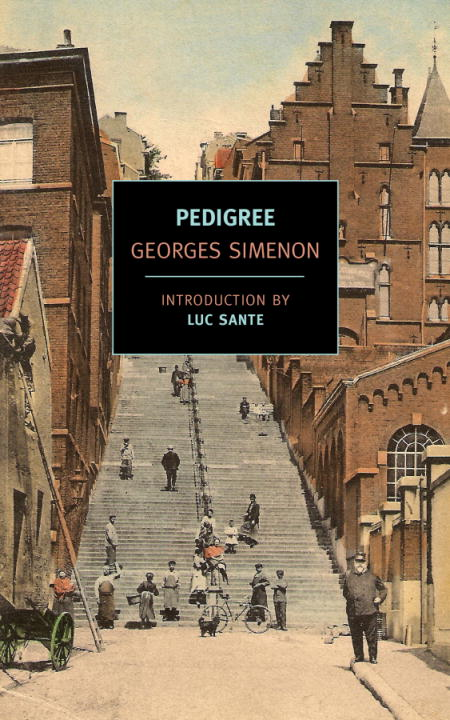 Pedigree By: Georges Simenon