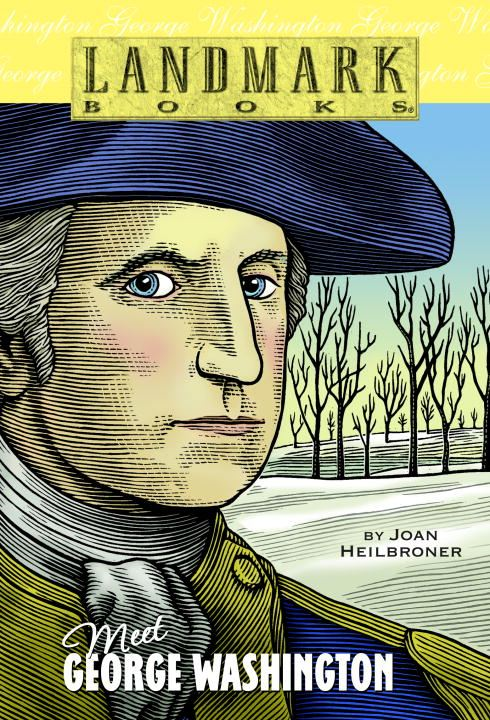 Cover Image: Meet George Washington