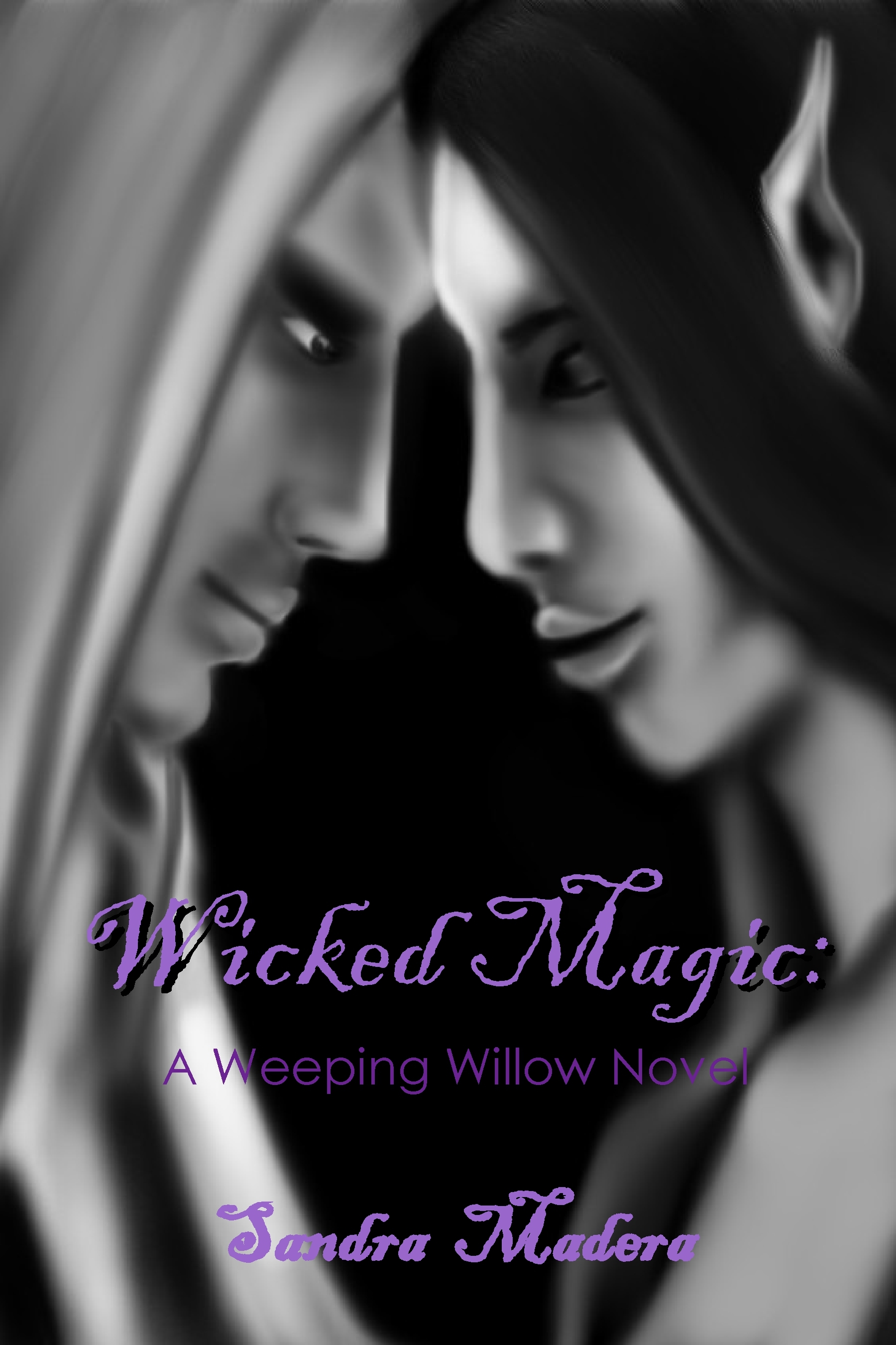 Wicked Magic: A Weeping Willow Novel By: Sandra Madera