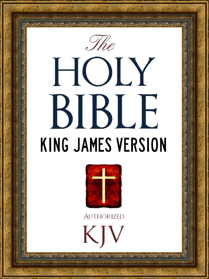 THE BIBLE: AUTHORIZED KING JAMES VERSION HOLY BIBLE (With eBook MasterLink Technology) Best Selling Bible of All Time - KJV Complete Old Testament & New Testament