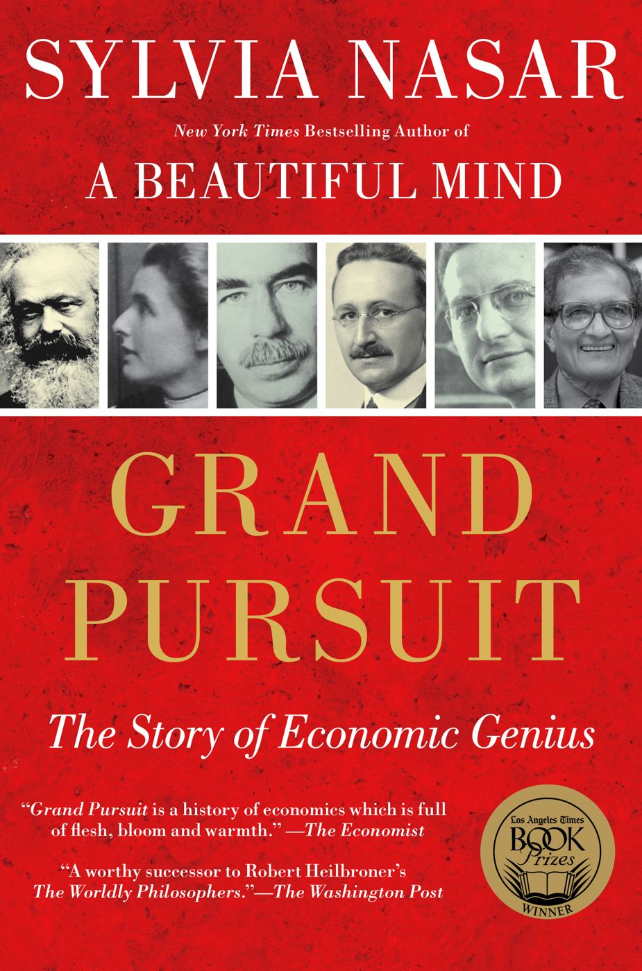 Grand Pursuit By: Sylvia Nasar