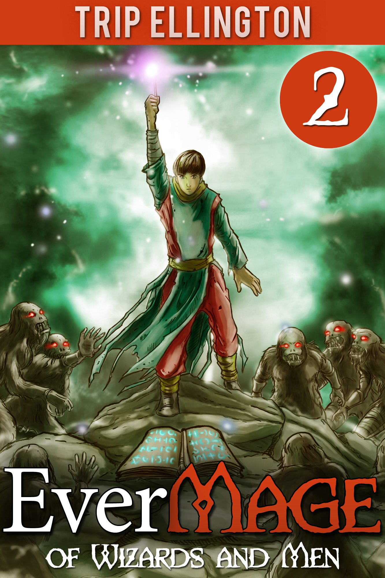 EverMage 2: Of Wizards and Men