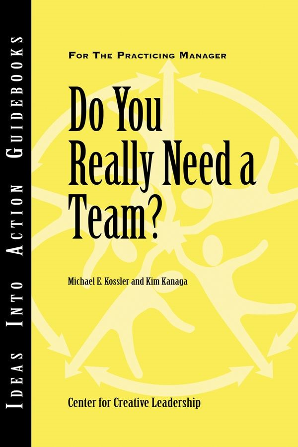 Do You Really Need a Team