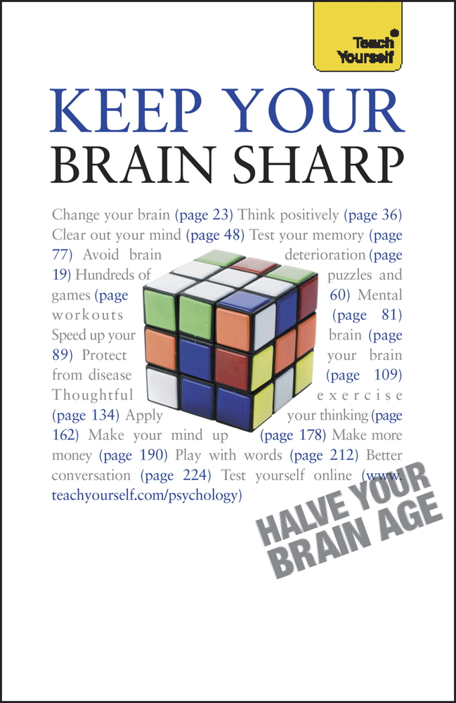 Keep Your Brain Sharp