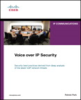 Voice over IP Security By: Patrick Park
