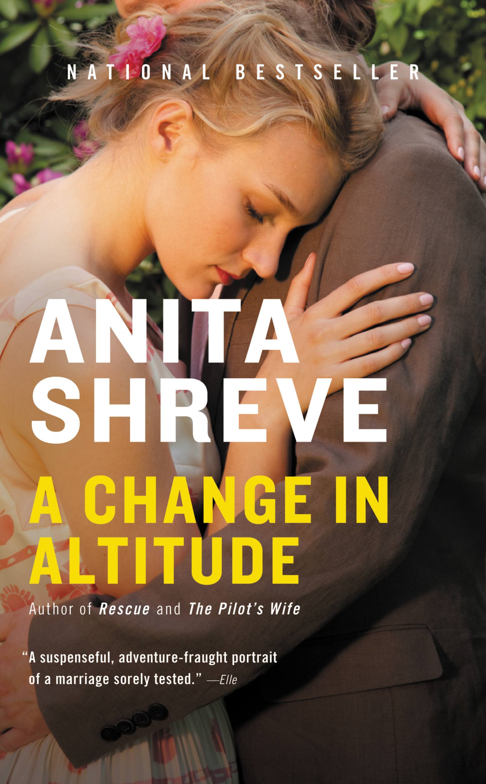 A Change in Altitude By: Anita Shreve