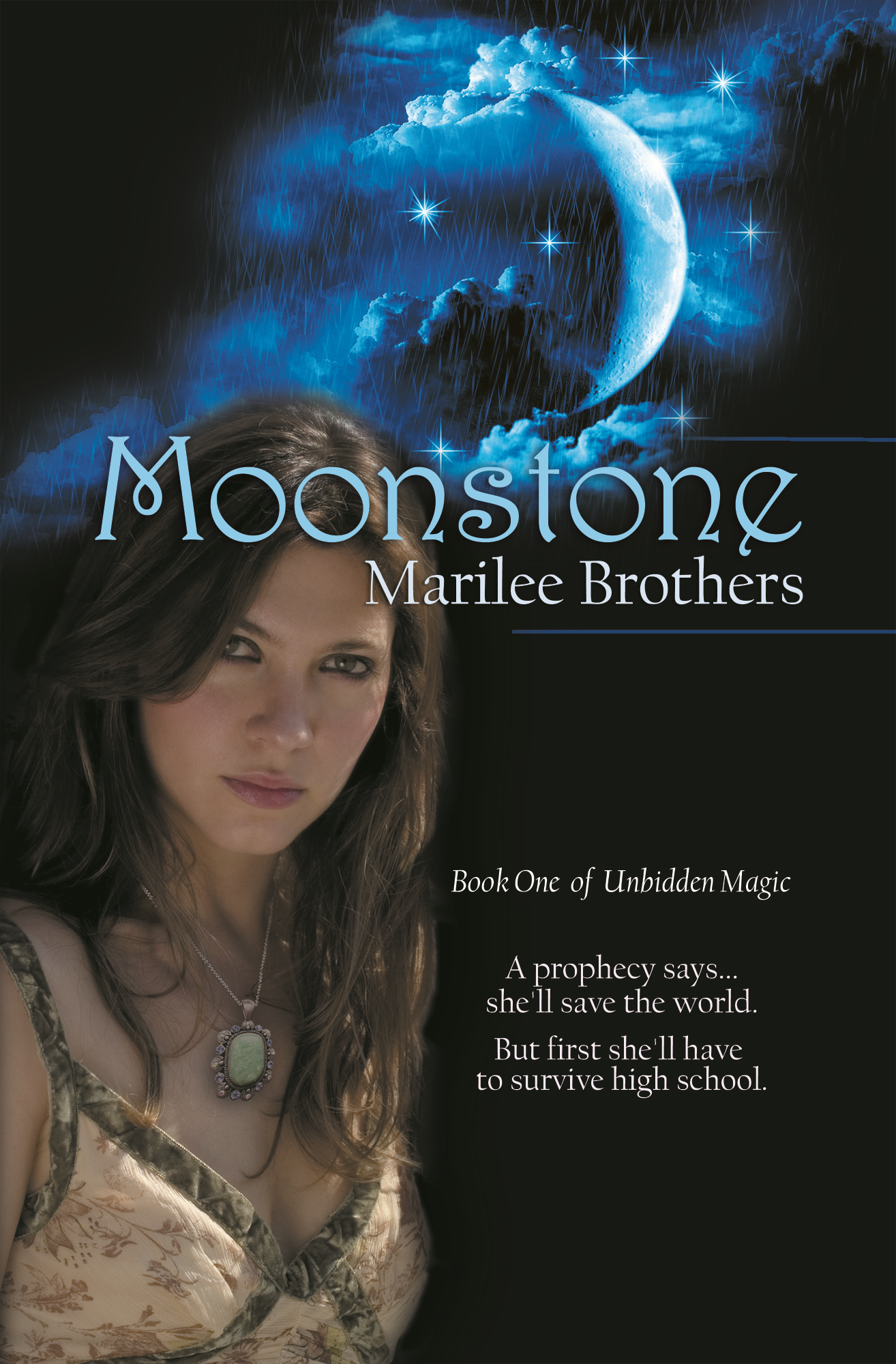 Moonstone By: Marilee Brothers