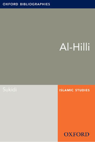 Al-Hilli: Oxford Bibliographies Online Research Guide