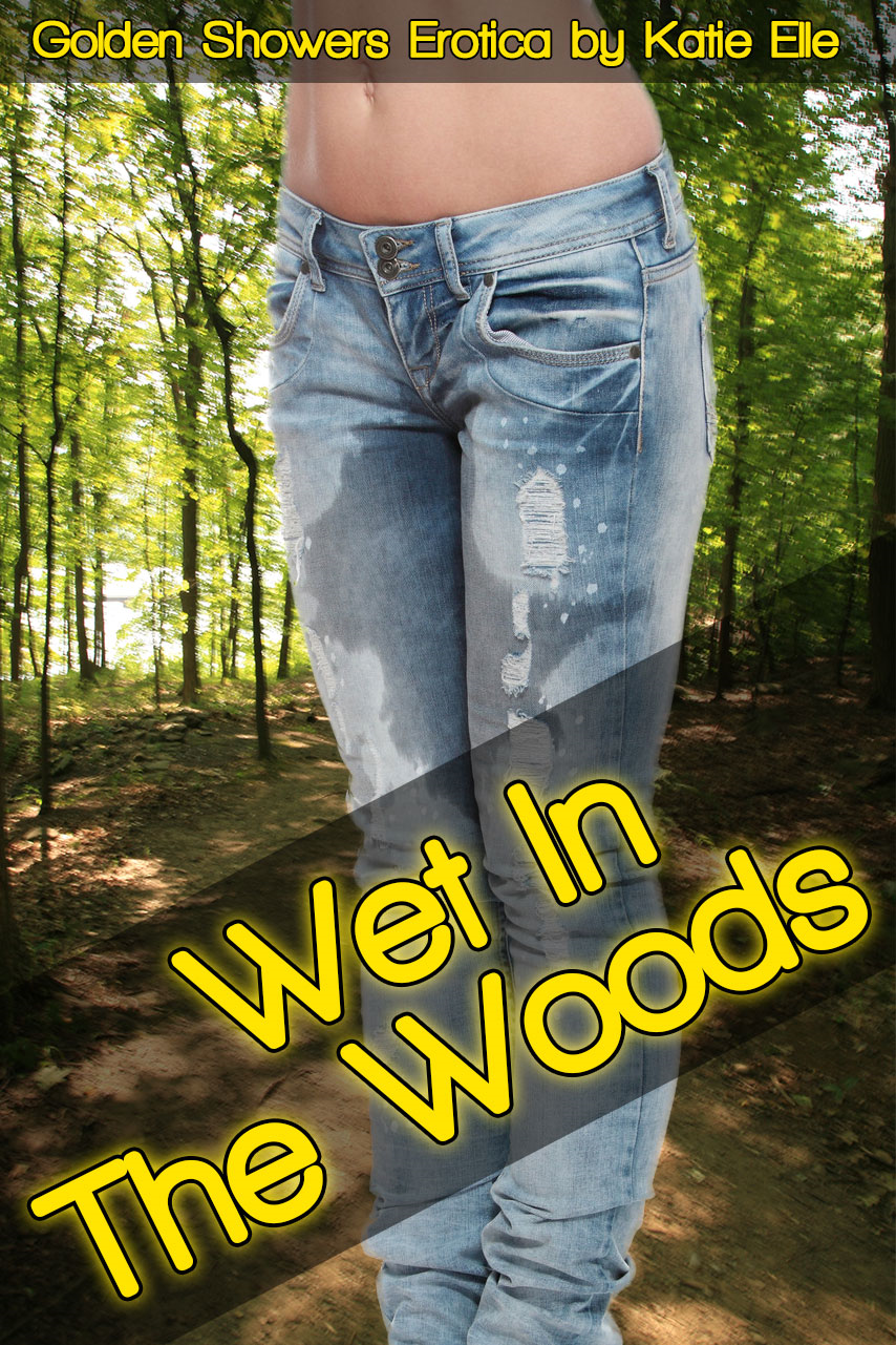 Wet in the Woods, Golden Showers Erotica
