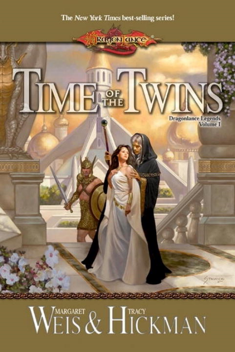 Time of the Twins By: Margaret Weis,Tracy Hickman