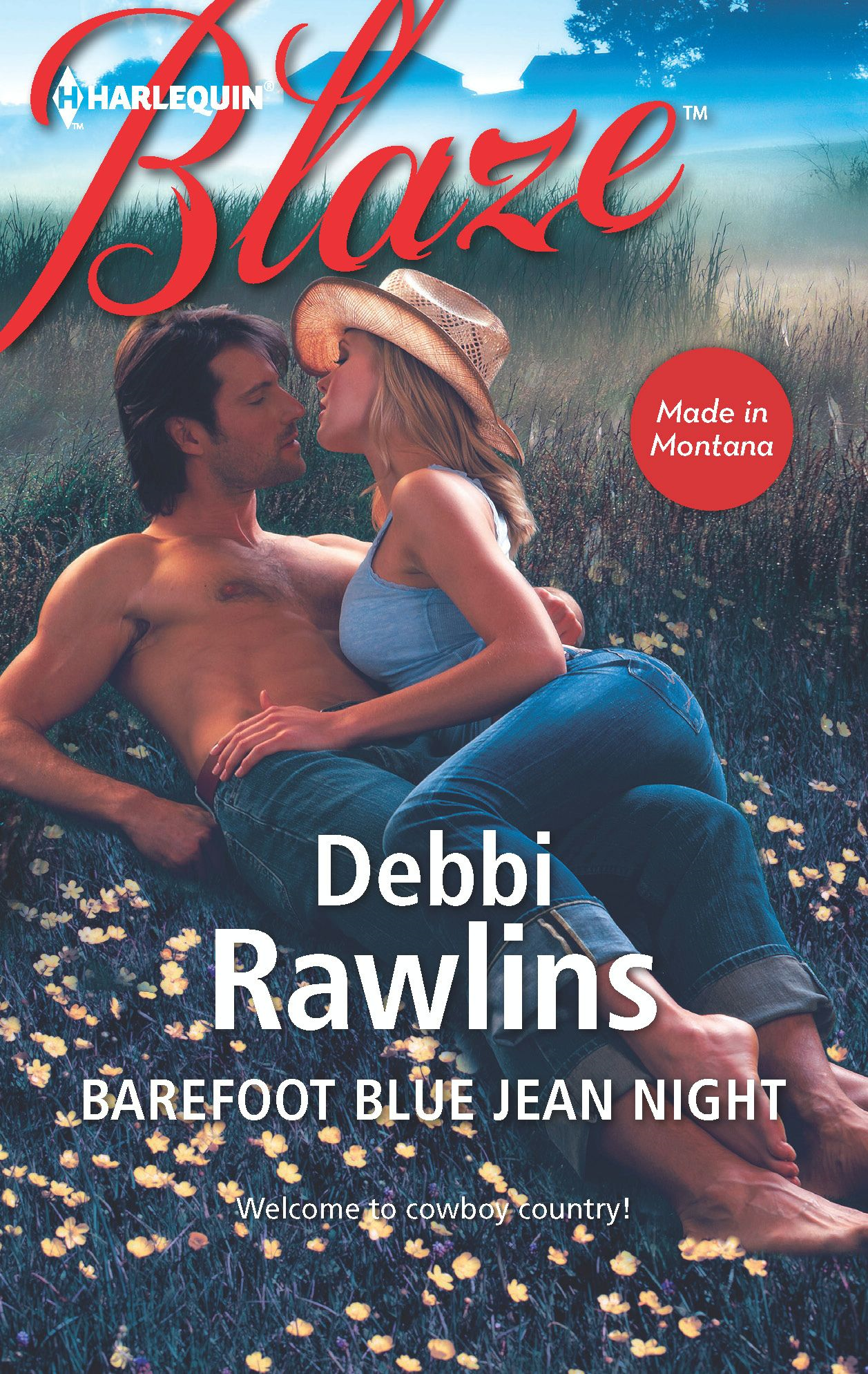 Barefoot Blue Jean Night By: Debbi Rawlins
