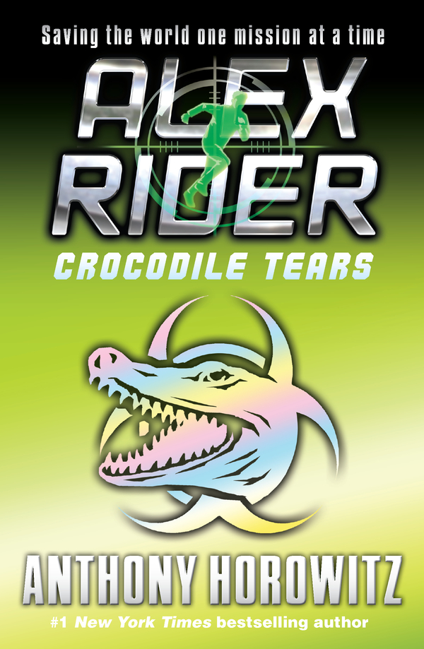 Crocodile Tears By: Anthony Horowitz