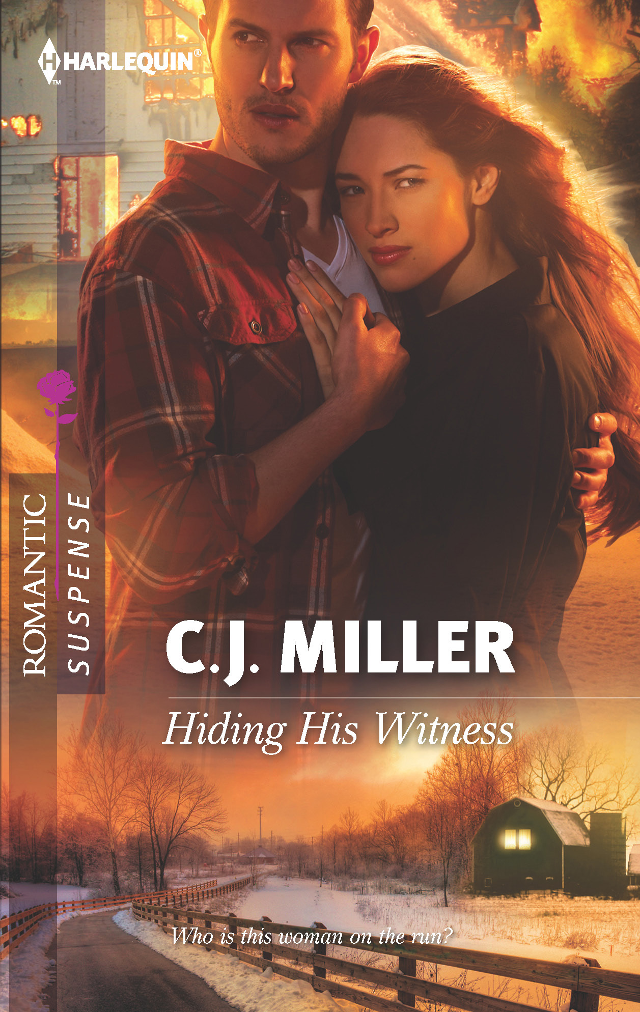 Hiding His Witness By: C.J. Miller