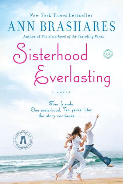 Cover Image: Sisterhood Everlasting (Sisterhood of the Traveling Pants)
