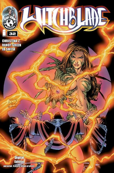 Witchblade #32 By: Christina Z, David Wohl, Marc Silvestr, Brian Haberlin, Ron Marz