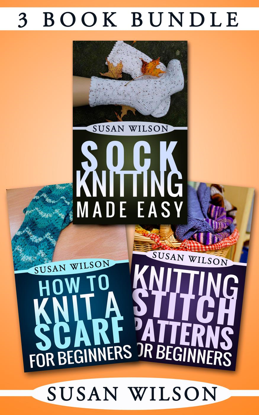 Knitting Basics Book : Download quot book bundle knitting stitch patterns for