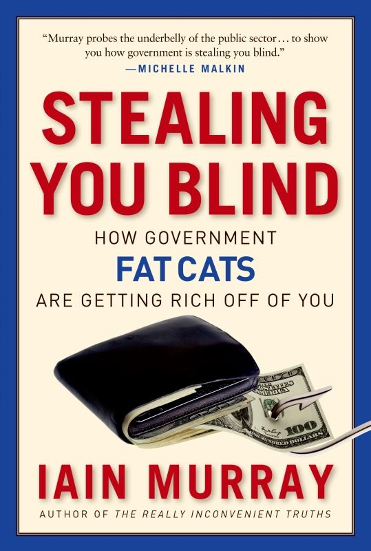 Stealing You Blind By: Iain Murray