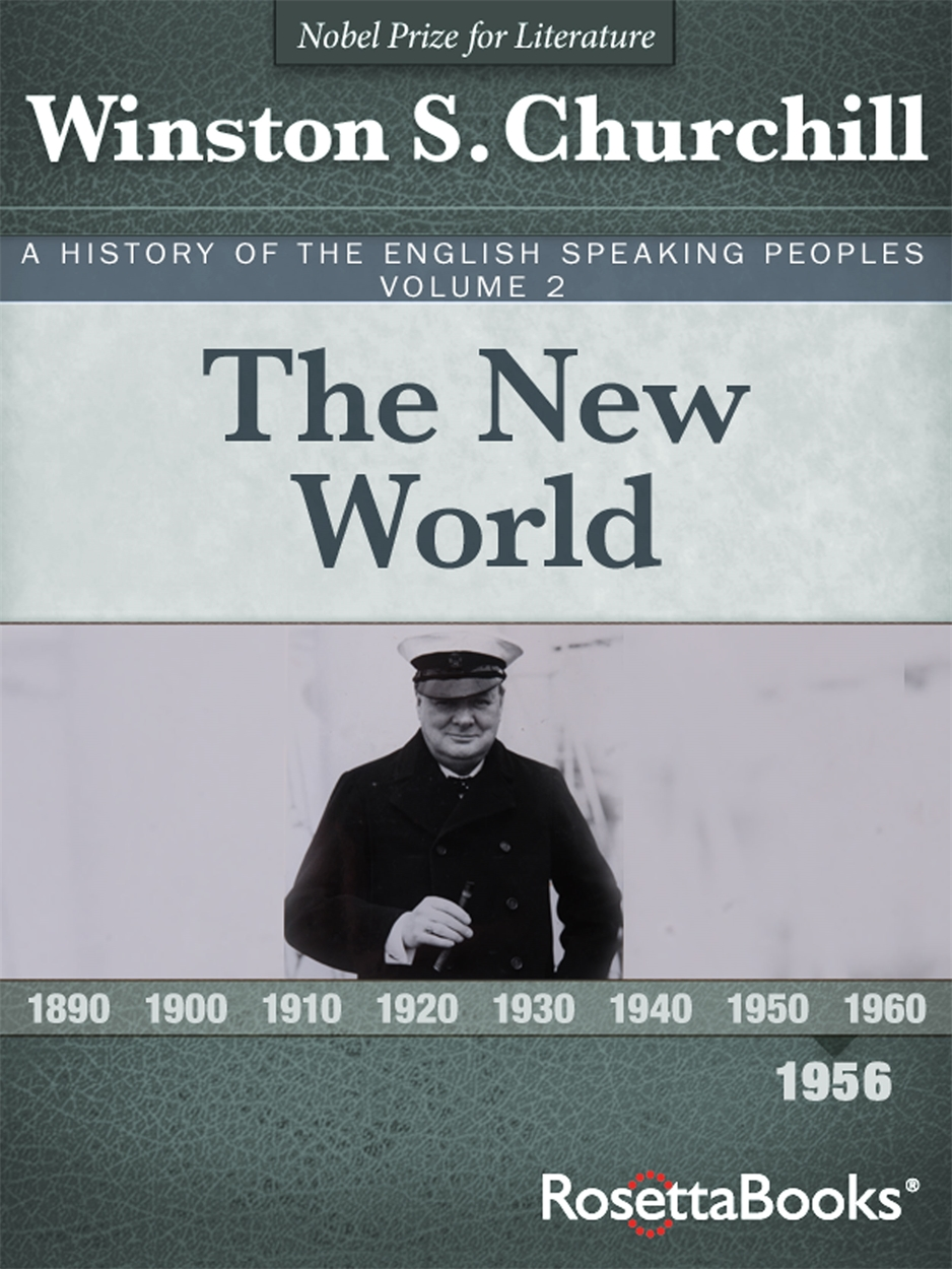 A History of the English-Speaking Peoples Vol. 2