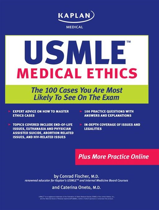 Kaplan Medical USMLE Medical Ethics