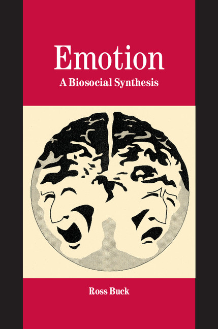 Emotion A Biosocial Synthesis
