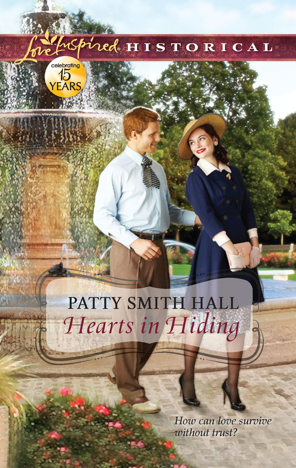 Hearts in Hiding By: Patty Smith Hall