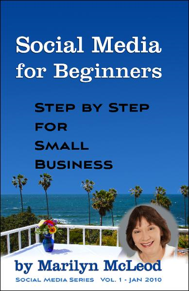 Social Media for Beginners: Step by Step for Small Business By: Marilyn McLeod