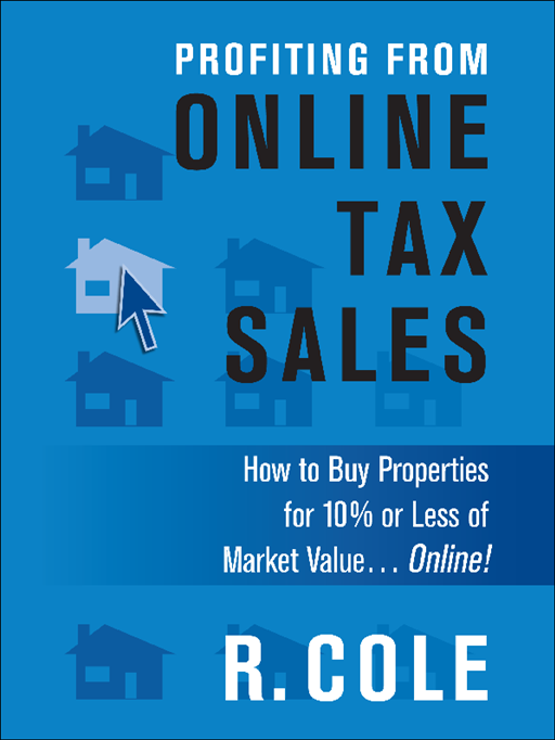 Profiting From Online Tax Sales