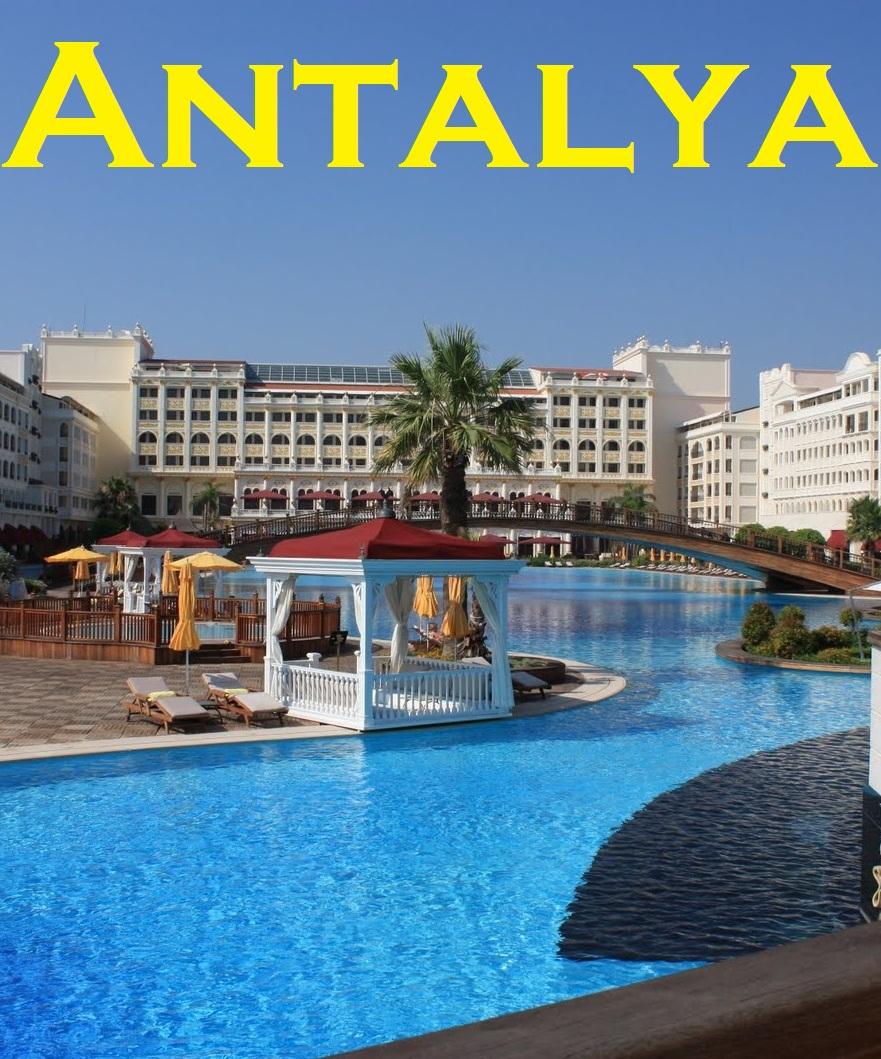 Guide to Antalya