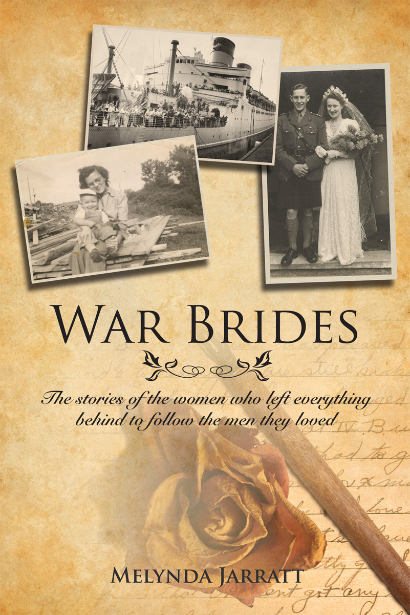 War Brides By: Melynda Jarratt