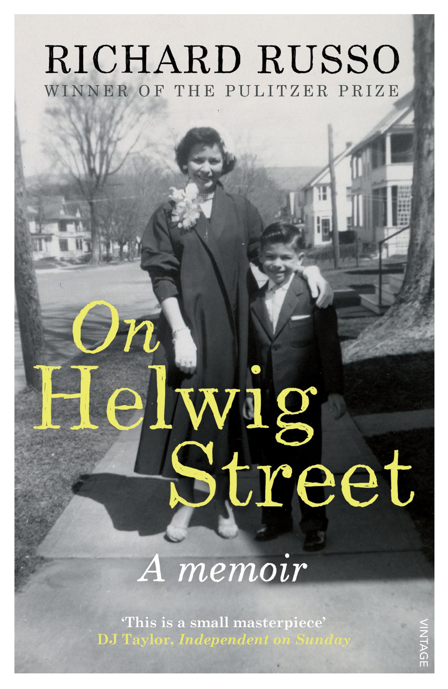 On Helwig Street A memoir