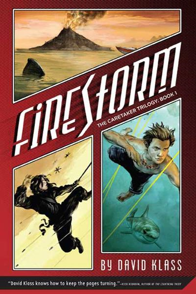 Firestorm By: David Klass