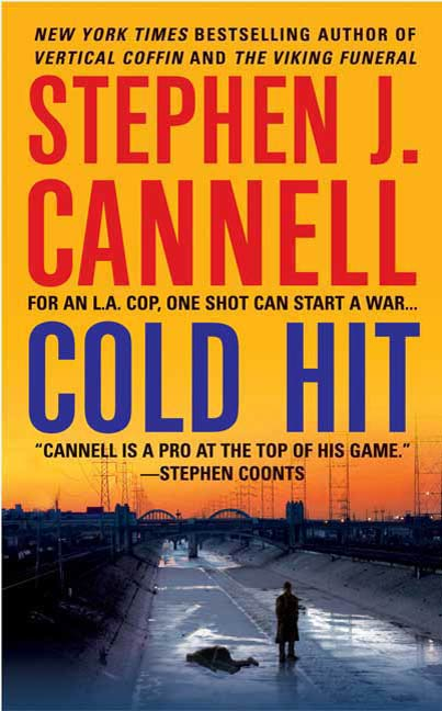 Cold Hit By: Stephen J. Cannell