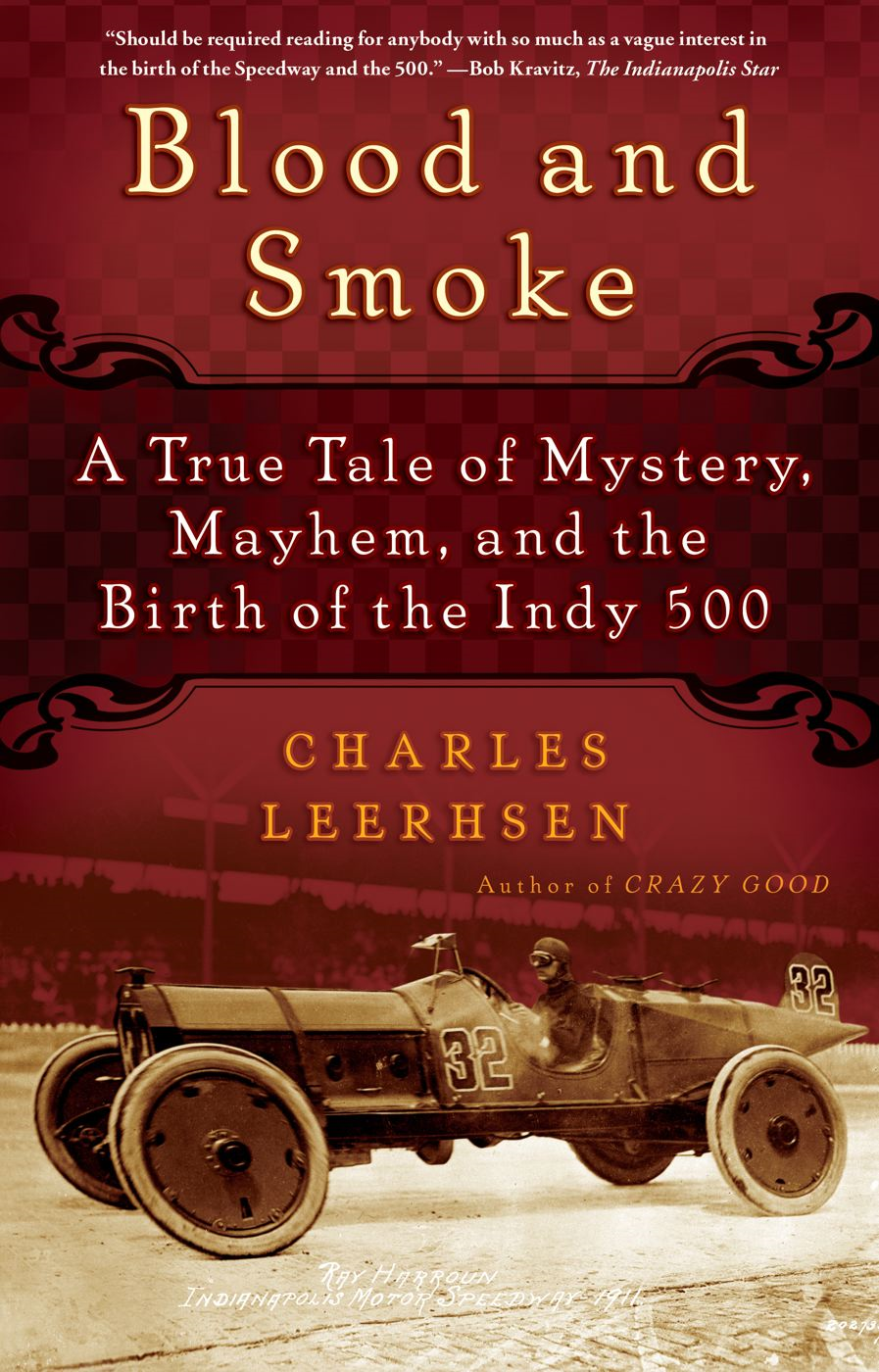 Blood and Smoke By: Charles Leerhsen