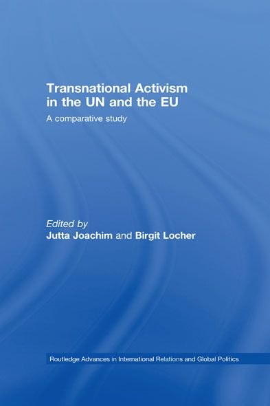 Transnational Activism in the UN and EU