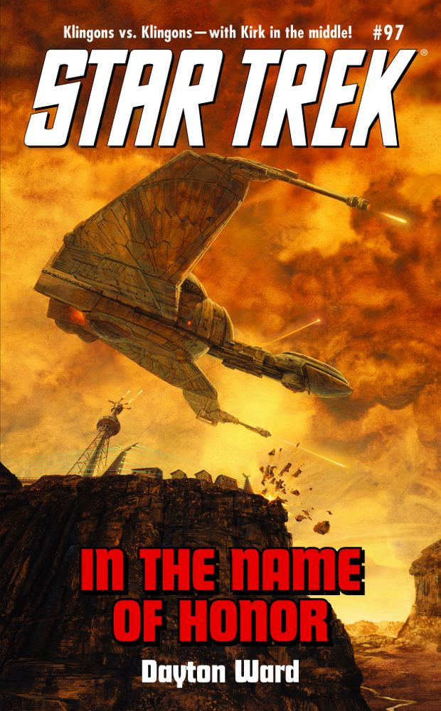 In the Name of Honor By: Dayton Ward