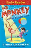 Mr Monkey And The Birthday Party (early Reader)