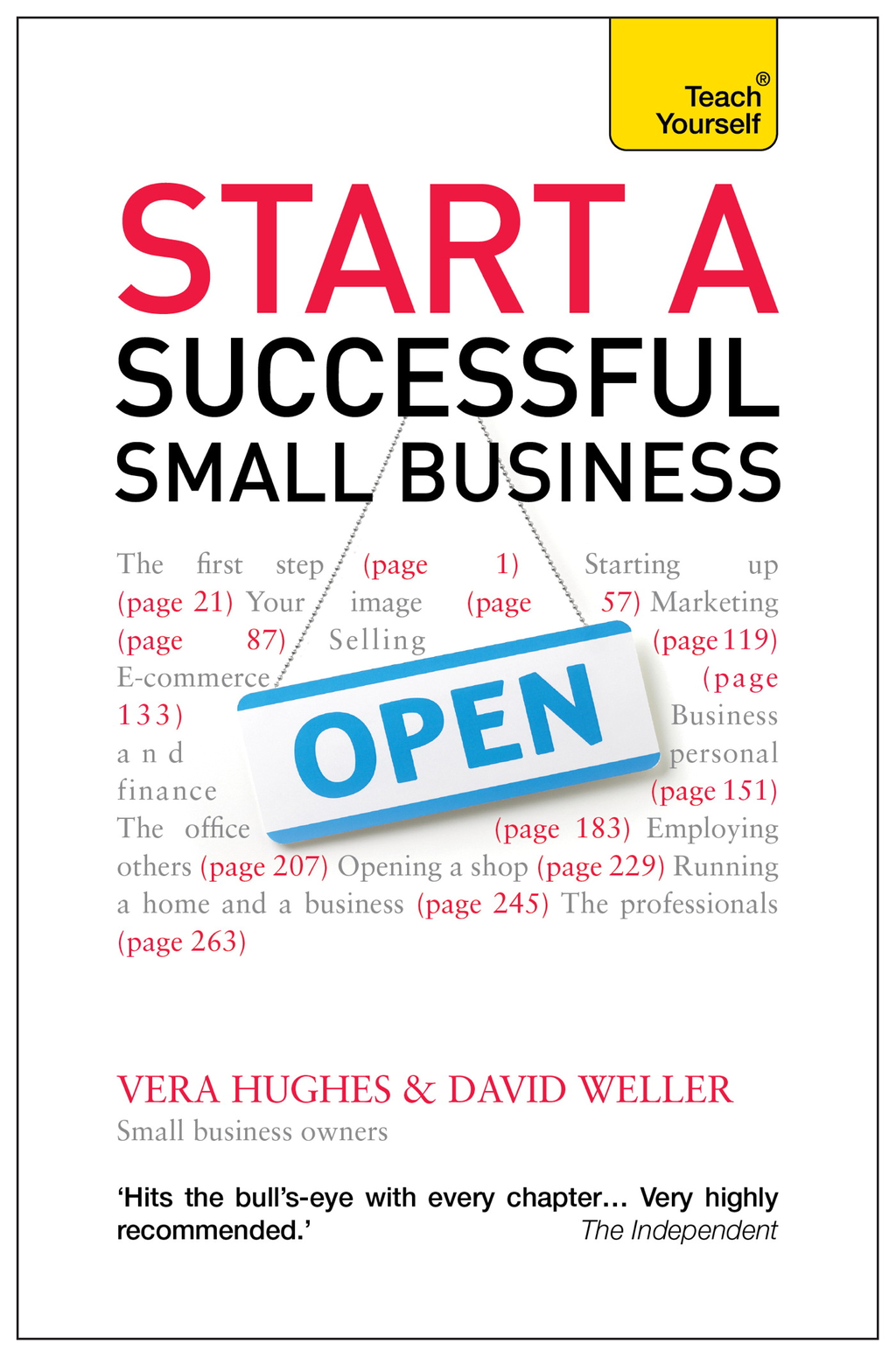 Start a Successful Small Business: Teach Yourself
