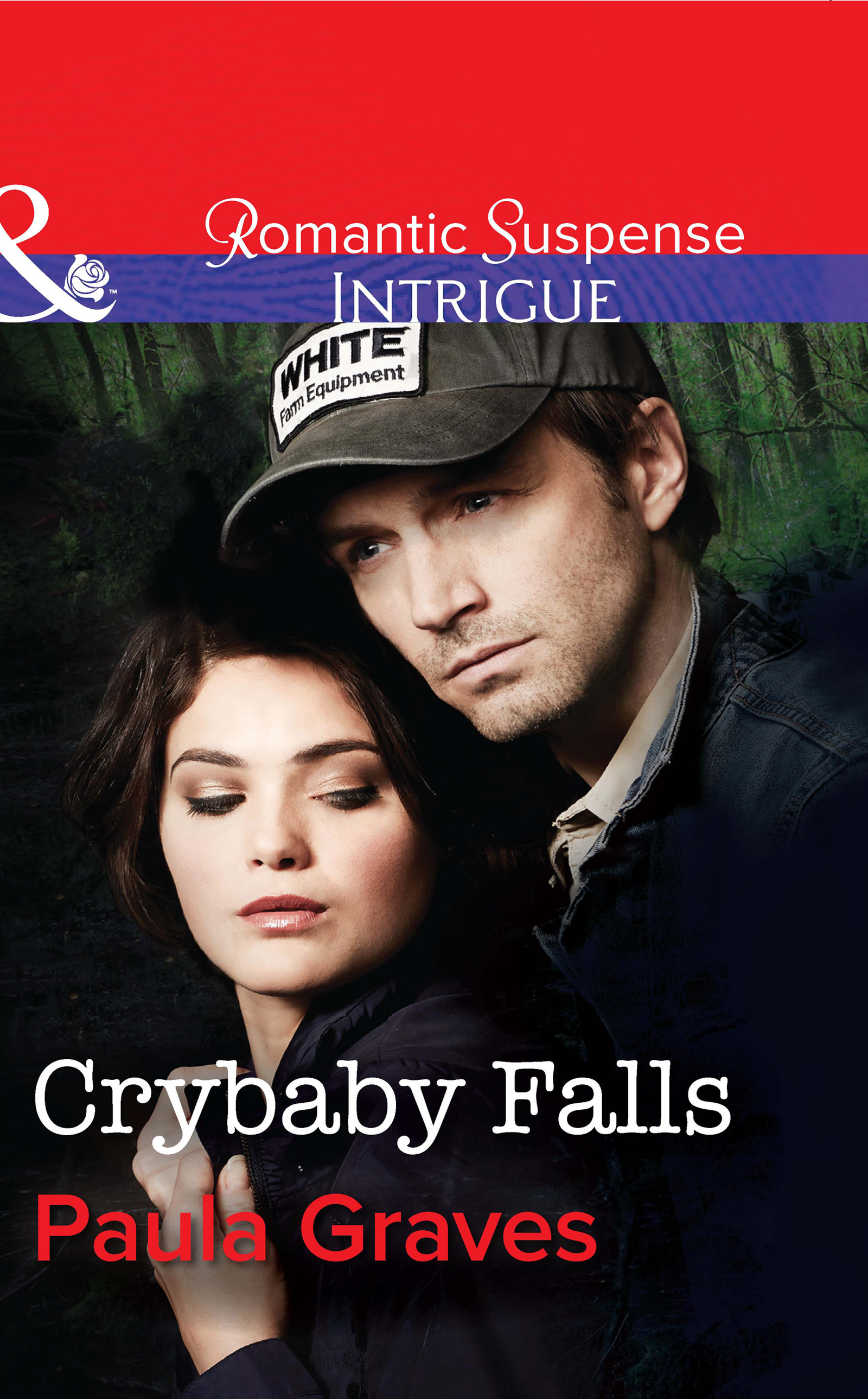 Crybaby Falls (Mills & Boon Intrigue) (The Gates - Book 2)