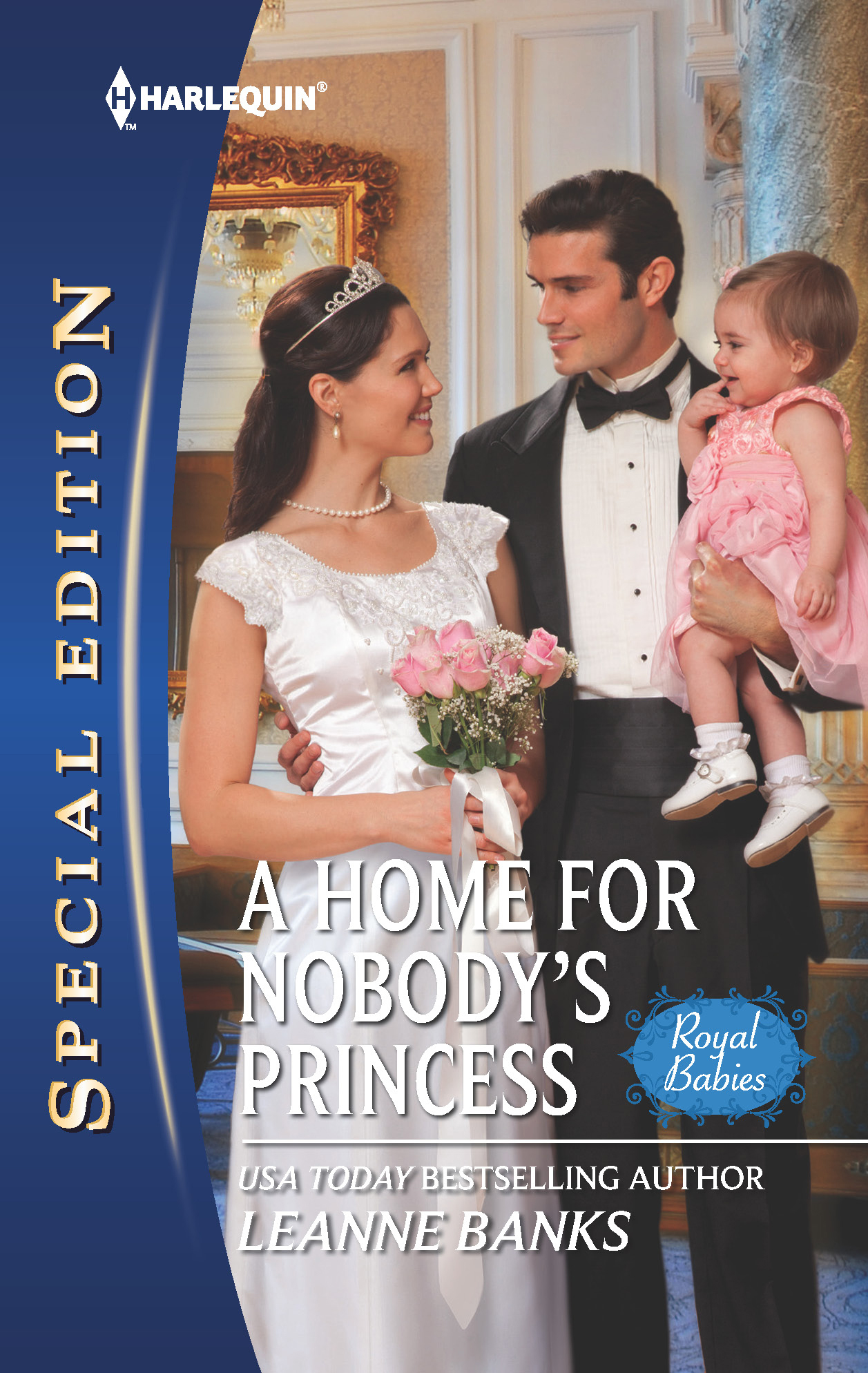 A Home for Nobody's Princess By: Leanne Banks